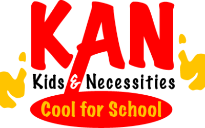 KAN Cool for School – Donate Supplies!