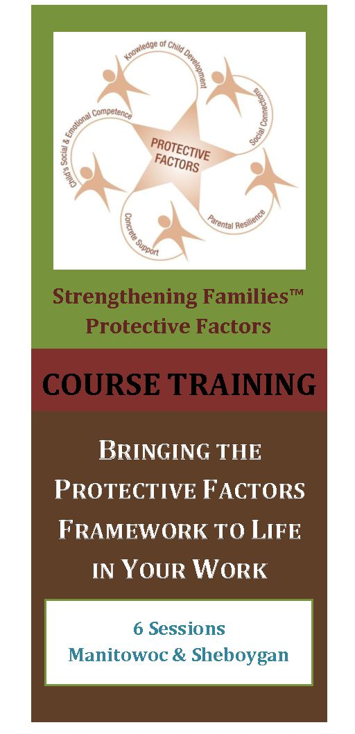 Register NOW for Protective Factors Training!