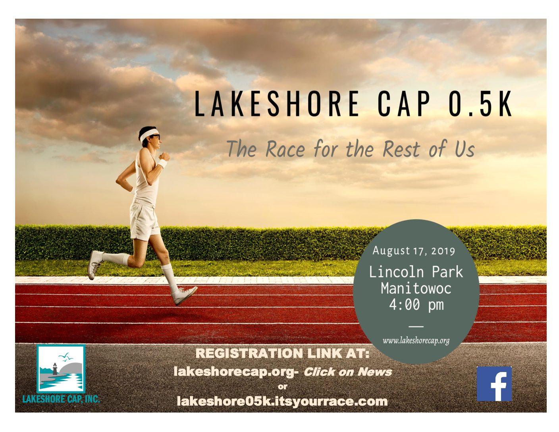 """LAKESHORE CAP 0.5K """"RACE"""""""