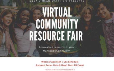 CESA 7 Head Start Resource Fair