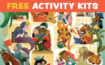 Sheboygan Free Kids Activity Kits