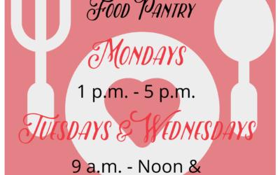 Manitowoc Salvation Army Food Pantry