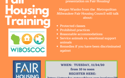 Fair Housing Training