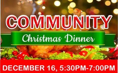 MCM Free Christmas Dinner