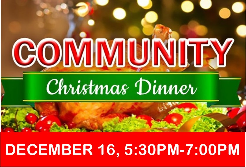Where Is The Best Place To Go For Christmas Dinner 2020 MCM Free Christmas Dinner — Lakeshore CAP