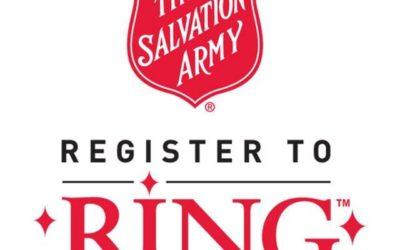 Salvation Army Needs Red Kettle Volunteers!