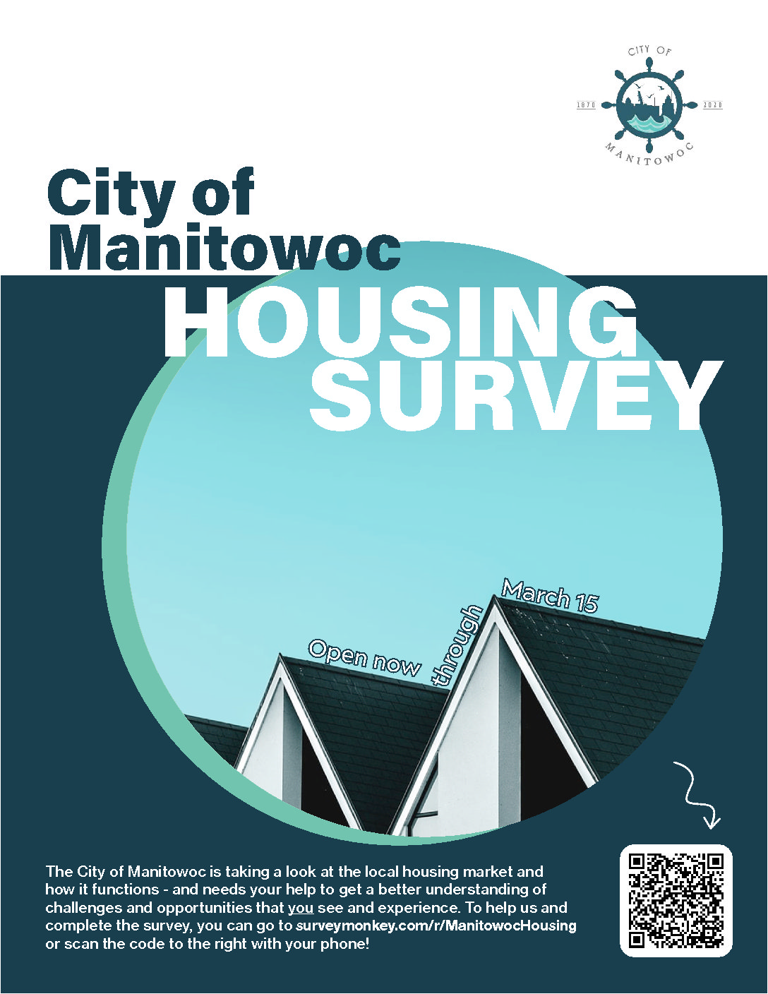 Complete the Manitowoc Housing Survey!