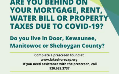 Lakeshore CAP COVID-19 Assistance Programs