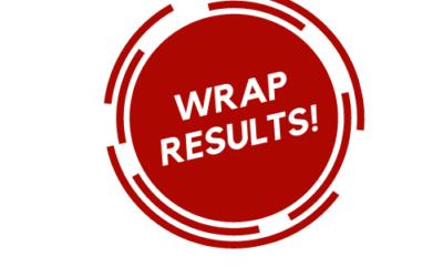 Lakeshore CAP WRAP Results/New WERA!