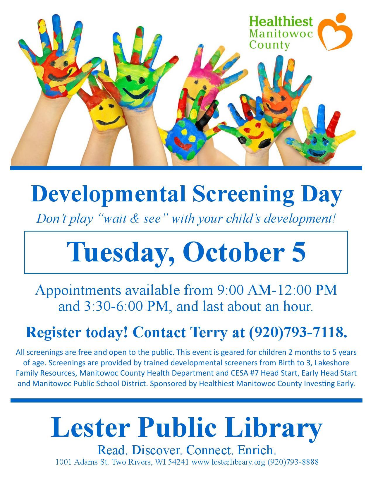 Developmental Screening Day